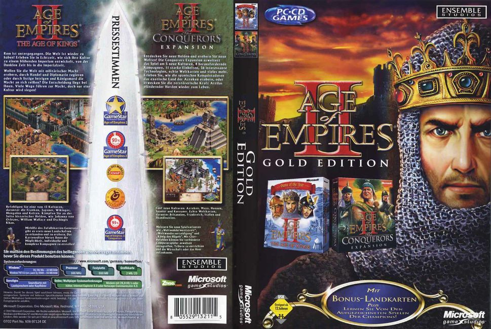 gold edition games